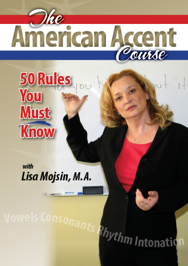 giao trinh tieng anh, phat am tieng anh giong my, noi tieng anh giong my, giao trinh bang video, giao trinh The America Accent Course – 50 Rules You Must Know, phat am tieng anh, tieng anh giao tiep, hoc tieng anh qua video