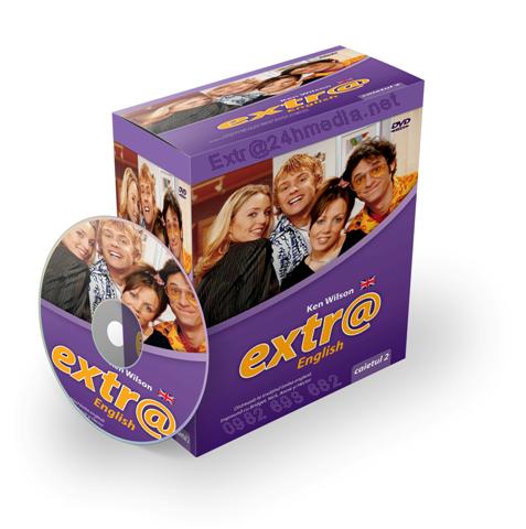 Mua đĩa phim Extra, Học Tiếng Anh qua phim