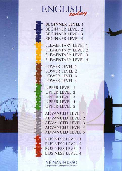 26 DVDs - 26 levels của English Today